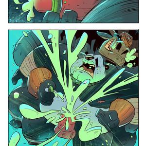 [Balmos] To Chain The Dragon – Kung Fu Panda dj [Eng] – Gay Manga image 034