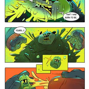 [Balmos] To Chain The Dragon – Kung Fu Panda dj [Eng] – Gay Manga image 035