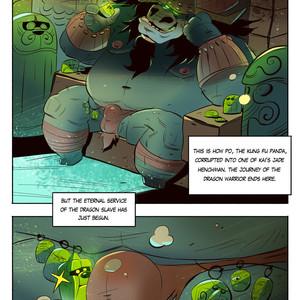[Balmos] To Chain The Dragon – Kung Fu Panda dj [Eng] – Gay Manga image 037