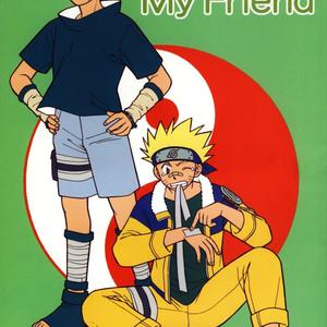 [MIZUSHIMA Yui, TSUTA Hiroko] Naruto dj – Daijoubu My Friend [Eng] – Gay Manga