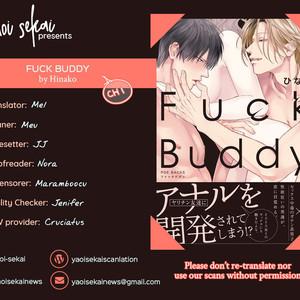 [Hinako (ひなこ)] Fuck Buddy (update c.3) [Eng] – Gay Comics