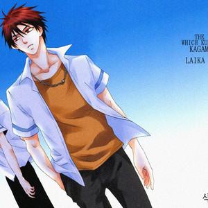 [Laika (KIYOSUMI Kairi)] Kuroko no Basuke dj – Summer is Short, So Fall in Love, Boys! [KR] – Gay Manga