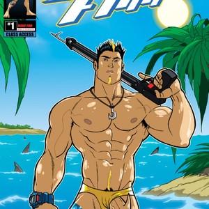 [Jacob Mott, Patrick Fillion] Mako Finn #1 [English] – Gay Manga