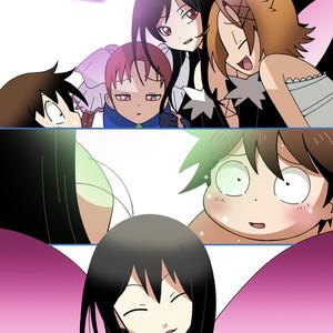 [Ueda-san. (Kaname.)] Omaira no Ai de Mienai – Accel World dj [JP] – Gay Manga image 018