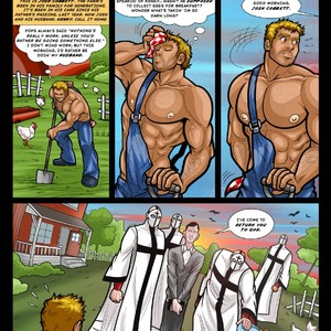 [David Cantero, Patrick Fillion] The Brigayde #1 [English] – Gay Manga image 002