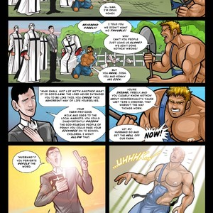 [David Cantero, Patrick Fillion] The Brigayde #1 [English] – Gay Manga image 003