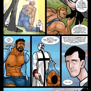 [David Cantero, Patrick Fillion] The Brigayde #1 [English] – Gay Manga image 004