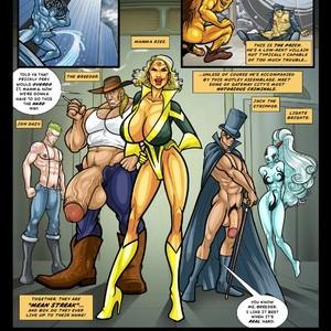 [David Cantero, Patrick Fillion] The Brigayde #1 [English] – Gay Manga image 005