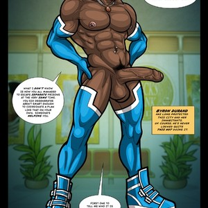 [David Cantero, Patrick Fillion] The Brigayde #1 [English] – Gay Manga image 006