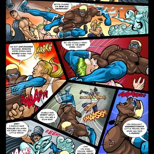 [David Cantero, Patrick Fillion] The Brigayde #1 [English] – Gay Manga image 007
