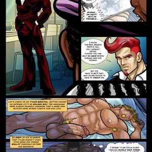 [David Cantero, Patrick Fillion] The Brigayde #1 [English] – Gay Manga image 013