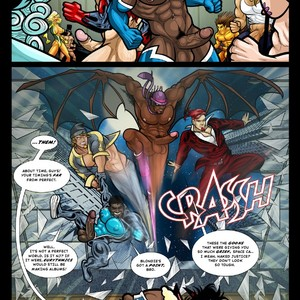 [David Cantero, Patrick Fillion] The Brigayde #1 [English] – Gay Manga image 017