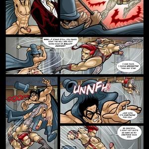 [David Cantero, Patrick Fillion] The Brigayde #1 [English] – Gay Manga image 019