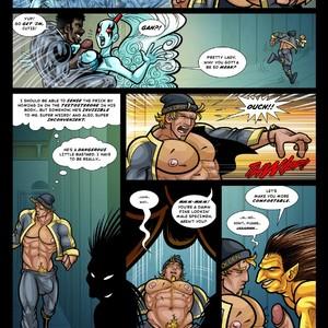 [David Cantero, Patrick Fillion] The Brigayde #1 [English] – Gay Manga image 020