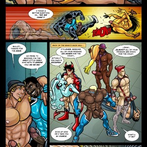[David Cantero, Patrick Fillion] The Brigayde #1 [English] – Gay Manga image 021