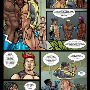 [David Cantero, Patrick Fillion] The Brigayde #1 [English] – Gay Manga image 023