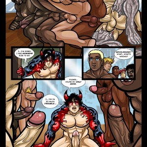 [David Cantero, Patrick Fillion] The Brigayde #1 [English] – Gay Manga image 028