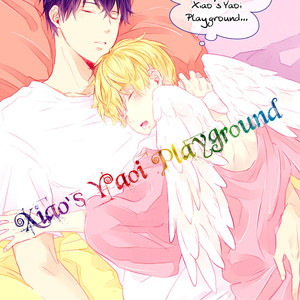 [TAKAMURA Anna] Ijimete Ageru (c.1) [Eng] – Gay Manga