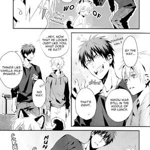 [inumog] Nakayoku Shimashou – Kuroko no Basuke dj [Eng] – Gay Manga image 012