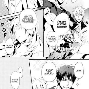 [inumog] Nakayoku Shimashou – Kuroko no Basuke dj [Eng] – Gay Manga image 016