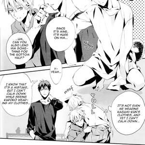 [inumog] Nakayoku Shimashou – Kuroko no Basuke dj [Eng] – Gay Manga image 017