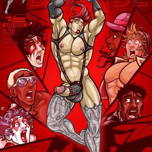 [David Cantero, Patrick Fillion] The Brigayde #3 [English] – Gay Manga
