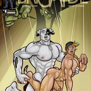 [David Cantero, Patrick Fillion] The Brigayde #4 [English] – Gay Manga