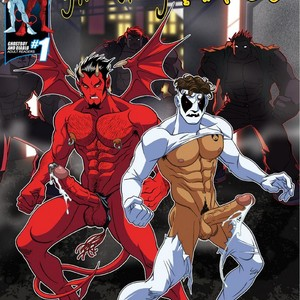[Jacob Mott, Patrick Fillion] Ghostboy & Diablo #1 [English] – Gay Manga