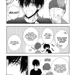 [Inose] Yuuwaku ha Nichijyou Sahanji (c.1) [Eng] – Gay Manga image 011