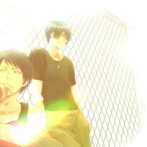 [REDsparkling] Rainbow Pocket – Kuroko no Basuke dj [Eng] – Gay Manga