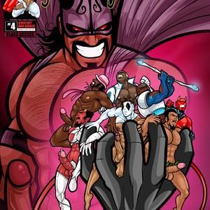 [David Cantero, Patrick Fillion] Ghostboy & Diablo #4 [English] – Gay Manga