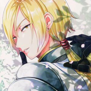 [ORANGE HIP (Sabu otoko)] Kawaii wa Naisho – Dragon Quest XI dj [JP] – Gay Manga