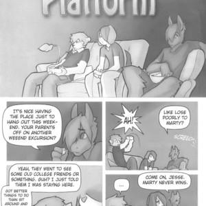 [Onta] Cross Platform [Eng] – Gay Manga