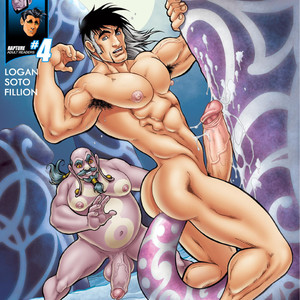 [Logan, Patrick Fillion] Rapture #4 [Eng] – Gay Yaoi