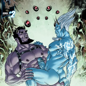 [Logan, Patrick Fillion] Deimos #2 [Eng] – Gay Yaoi