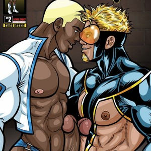 [David Cantero, Patrick Fillion] Space Cadet #2 [Eng] – Gay Yaoi