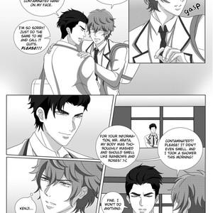 [Joberu] Fujoshi Trapped in a Seme's Perfect Body – Vol.02 [Eng] – Gay Yaoi image 007