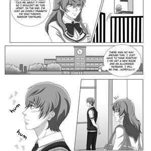 [Joberu] Fujoshi Trapped in a Seme's Perfect Body – Vol.02 [Eng] – Gay Yaoi image 009