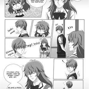 [Joberu] Fujoshi Trapped in a Seme's Perfect Body – Vol.02 [Eng] – Gay Yaoi image 010