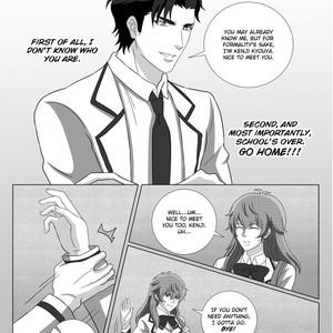 [Joberu] Fujoshi Trapped in a Seme's Perfect Body – Vol.02 [Eng] – Gay Yaoi image 016