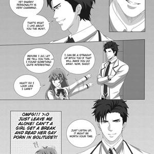 [Joberu] Fujoshi Trapped in a Seme's Perfect Body – Vol.02 [Eng] – Gay Yaoi image 031
