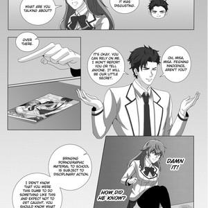 [Joberu] Fujoshi Trapped in a Seme's Perfect Body – Vol.02 [Eng] – Gay Yaoi image 032