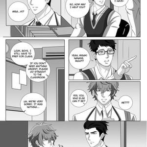 [Joberu] Fujoshi Trapped in a Seme's Perfect Body – Vol.02 [Eng] – Gay Yaoi image 040