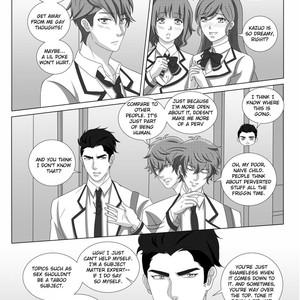 [Joberu] Fujoshi Trapped in a Seme's Perfect Body – Vol.02 [Eng] – Gay Yaoi image 047