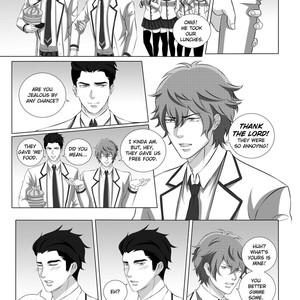 [Joberu] Fujoshi Trapped in a Seme's Perfect Body – Vol.02 [Eng] – Gay Yaoi image 056