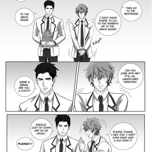 [Joberu] Fujoshi Trapped in a Seme's Perfect Body – Vol.02 [Eng] – Gay Yaoi image 057