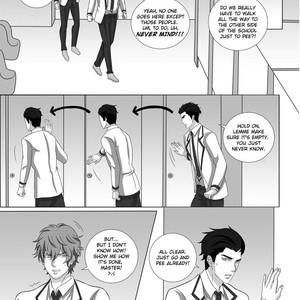 [Joberu] Fujoshi Trapped in a Seme's Perfect Body – Vol.02 [Eng] – Gay Yaoi image 058