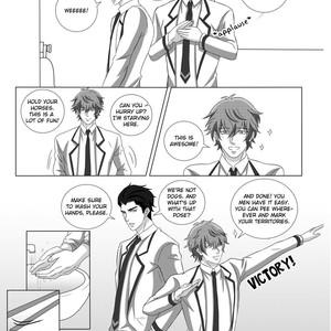[Joberu] Fujoshi Trapped in a Seme's Perfect Body – Vol.02 [Eng] – Gay Yaoi image 060