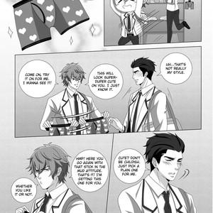 [Joberu] Fujoshi Trapped in a Seme's Perfect Body – Vol.02 [Eng] – Gay Yaoi image 066