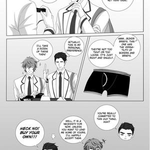 [Joberu] Fujoshi Trapped in a Seme's Perfect Body – Vol.02 [Eng] – Gay Yaoi image 069
